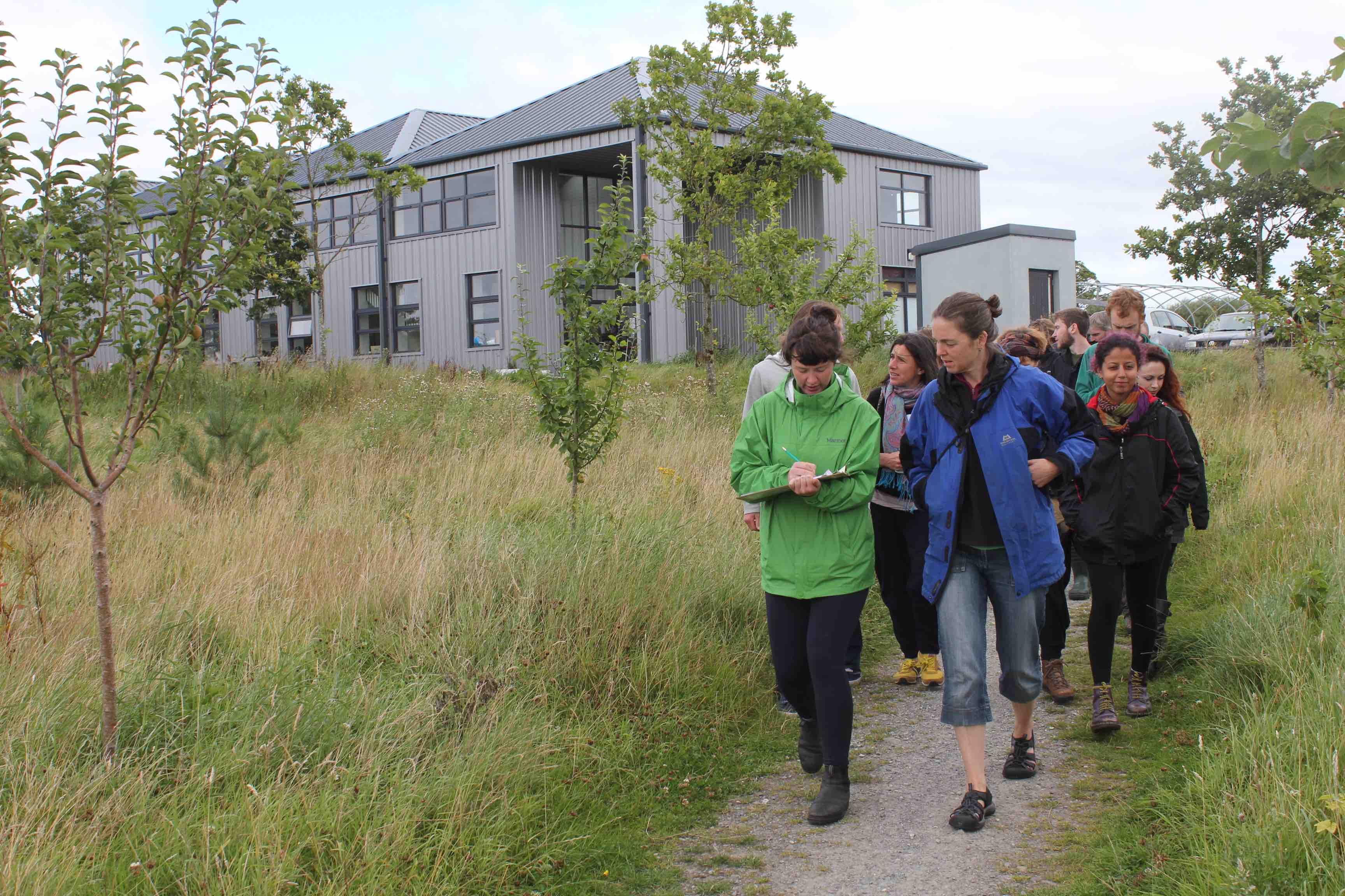 Ecovillage tour